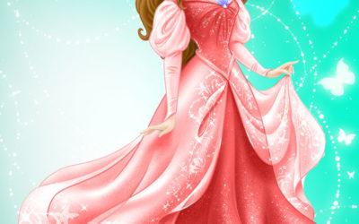 Принцесса Лапушка